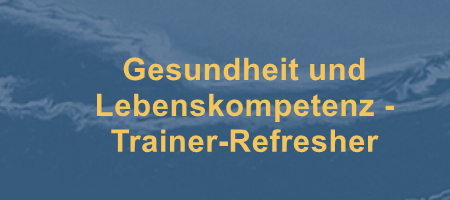 Seminarbild GLK Trainer Refresher